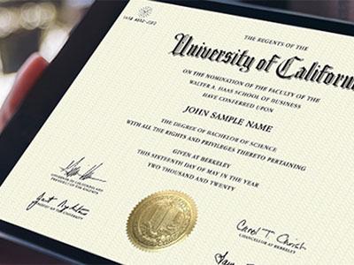 Electronic diplomas